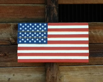 "Small Standard American Flag - 24"" x 13"""