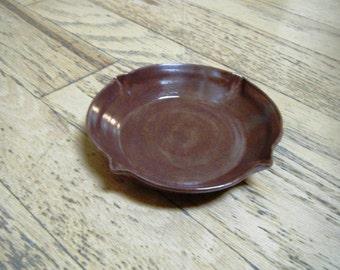 Stoneware Candy Dish