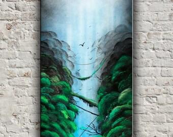 Nature Wall Decor jungle wall decor | etsy