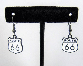 E270, Route 66 Earrings
