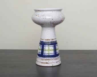 Rosenthal Netter Italian Pottery Midcentury Modern Candle Holder