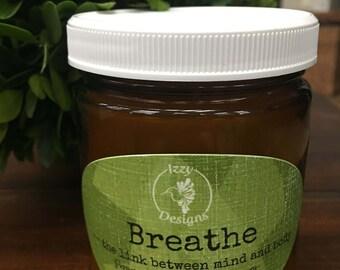 Breathe 8 oz Candle