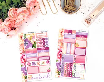 Flowers In Bloom Personal Kit