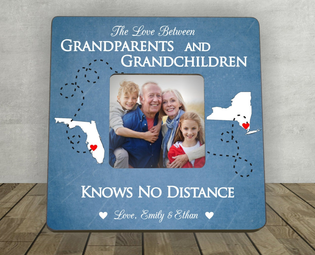 Gift for Grandparents Christmas Gift for