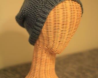 Garter Panel Hat