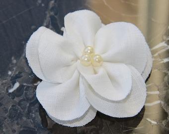 Wedding Hair Flower/ Camellia Brooch/ Wedding Hair Accessories/ Camellia Hair Flower/ Bridal Hair Flower/ Bridal Hair Piece/Bridal Headpiece