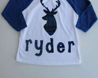 Personalized Deer Shirt
