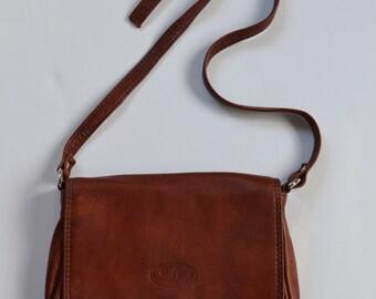 Vintage Vera Pelle Italian Leather Purse