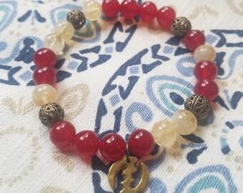 Gye Nyame Charm Bracelet