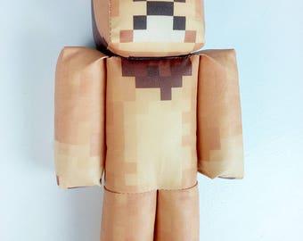 LionMaker Minecraft Lion Plush Toy