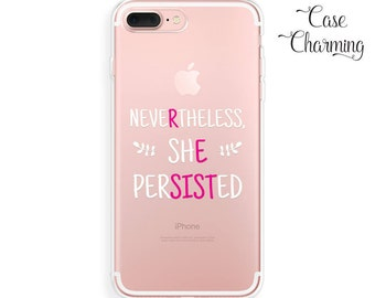 Resist Phone Case Nevertheless She Persisted iPhone 7 Plus Case Warren iPhone 7 Case iPhone 6s Plus Case iPhone 6 Case iPhone 6s Case 6 Plus