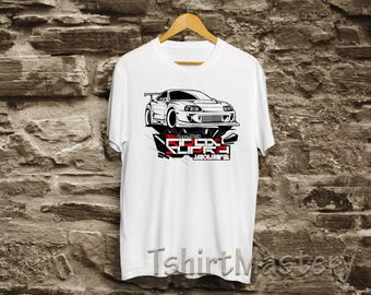 Toyota Supra T Shirt, JDM Shirt, Japan Car Shirt