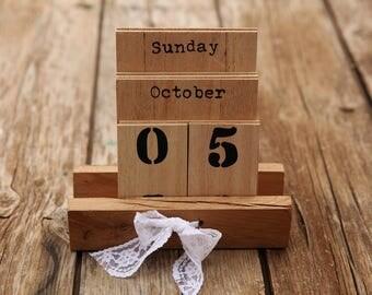 wooden calendar, calendar, office gift, eco gift,  eco calendar, shabby chic calendar, Large Rustic calendar, desk calendar, office calendar