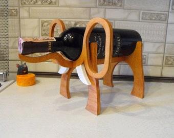 porte bouteille etsy. Black Bedroom Furniture Sets. Home Design Ideas