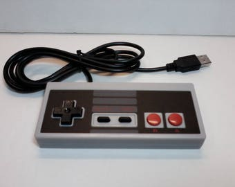 NES Nintendo Entertainment System Controller for PC Computer USB Connection Brand New