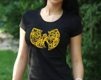 Women's T-shirt Wu Tang Clan shirt Gift for Her tshirt Gift Wu Tang Clan t-shirt idea Wu Tang Women Shirt Hip Hop Tee Rap T-shirt