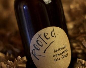 Lavender Lemongrass Face Toner