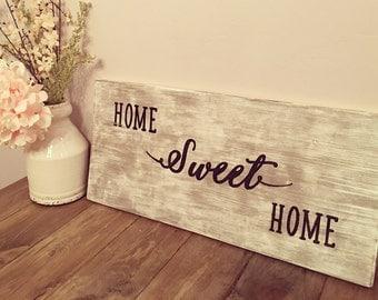 Home Sweet Home Custom Sign