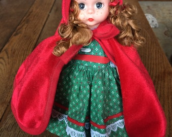 Madame Alexander - Little Red Riding Hood
