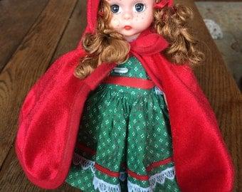 Madame Alexander - Little Red Riding Hood