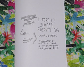 Literally [Almost] Everything Zine