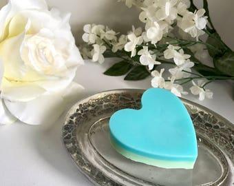 Heart Shaped Mermaid Soap (Single)