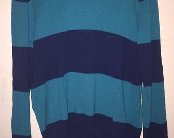Vintage J Crew Striped Sweater