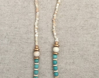 Handpicked Genuine Oyster Shell Necklace