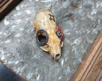 Scavenger - Skull Pendant