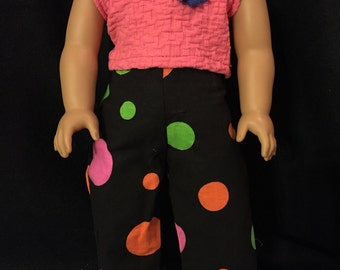 American girl doll spotty