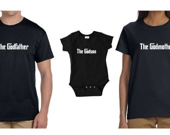 The Godfather, Godmother, Godson or Goddaughter Package