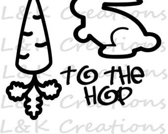 """Vector Image """"Mr. Hip to the Hop"""""""