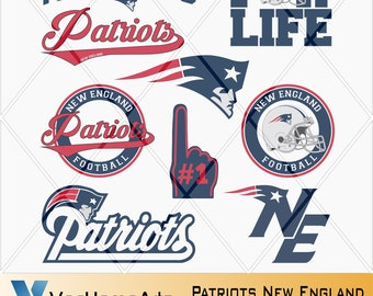 New england patriots svg – Etsy