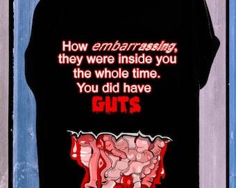 Negan Guts T-Shirt