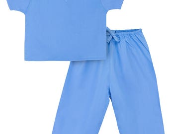 Infants' Toddlers' and Kids' Scrubs (Available in 3 Colors)