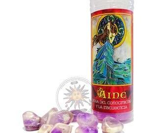 Celtic goddess Aine - Velon for studies and memory