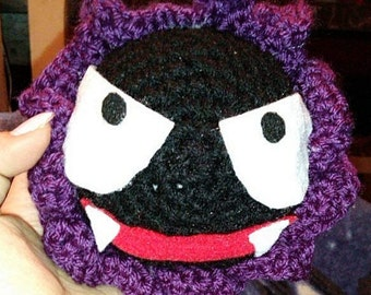 Crochet Ghastly Pokemon