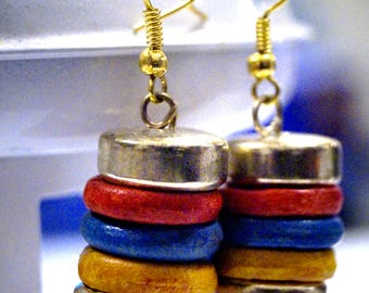 KRAFFITTI - Rajasthani Banjaara Earrings