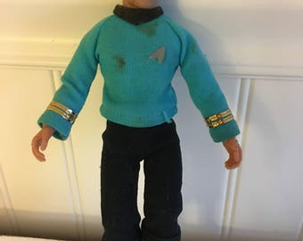 Star Trek Mr. Spock Action Figure Mego Corp 1974