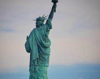 Statue of Liberty Jersey City, NJ