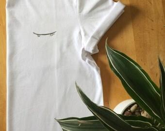 White short sleeve - Sk8ter boi t-shirt sweater