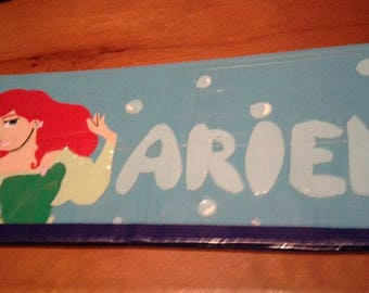 Ariel Duct Tape Clutch Wallet