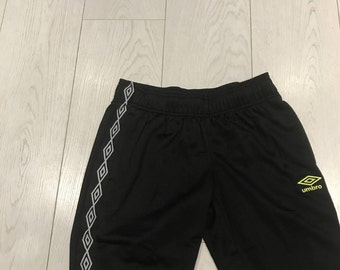 Urban Outfitters Umbro Cropped Diamond Track Bottoms