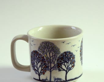 Thick Coffee Mugs Etsy