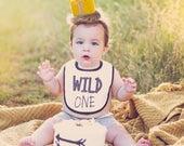 Where The Wild Things Are Max Crown, Wild Rumpus Party, Wild One, Lion Crown,  Wild Rumpus, Smash Cake Photo Prop, Wild First Birthday