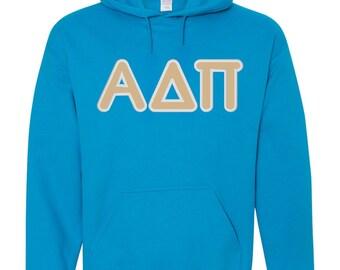 alpha delta pi adpi alpha delta pi sweatshirt adpi sweatshirt sorority sweatshirt greek sweatshirt greek letters greek letter