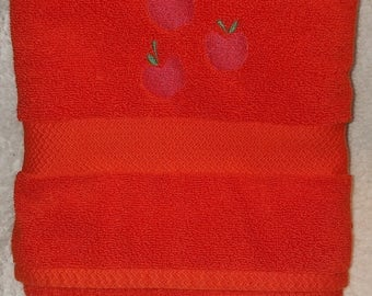 My Little Pony Applejack Embroidered Towel