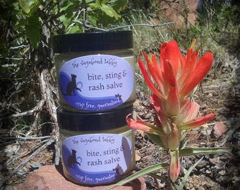bite, sting & rash salve