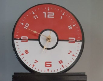 Pokemon Go Pendulum Clock
