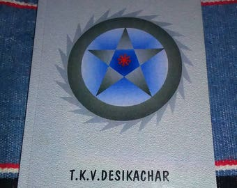 Vintage Rare Paperback In Search of Mind by T.K.V. Desikachar Yoga Master A Journey in Discovering the Mind Free Shipping